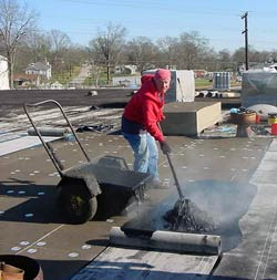 Commercial Roof Repair Carmel Commercial Roofing