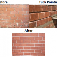 tuckpointing
